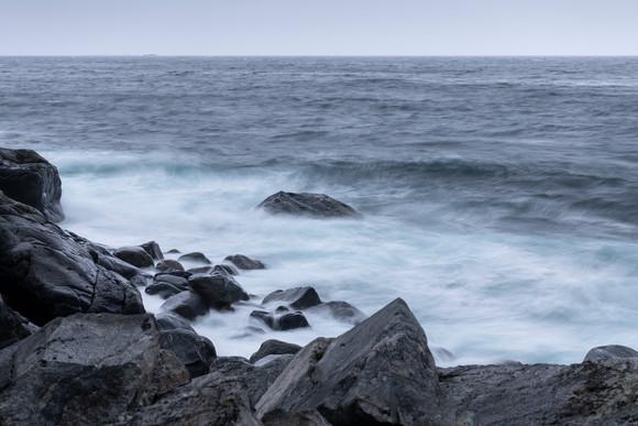 Gryllefjord Coastline