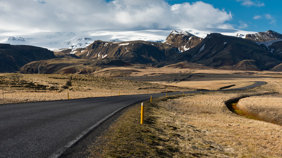 Icealndic Road