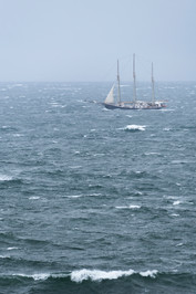 Sailboat in the Storm
