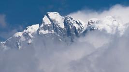 Annapurna Massive Ridgeline