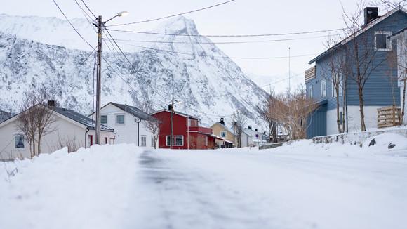Gryllefjord (Streetview)