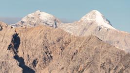 Mountains seen from Tre Cime di Lavaredo