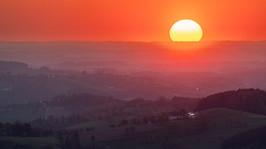 Mostviertel Sunset