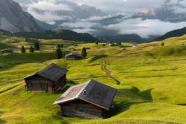 Seceda Huts