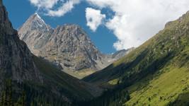 Karakol Gorge