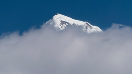 Annapurna South (above the Clouds)