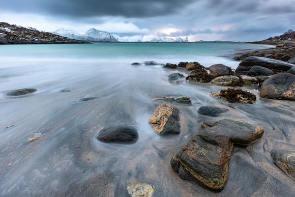 Skaland Coastline