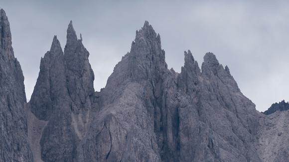 Rugged Dolomites