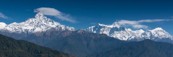 Machapucharé & Annapurna Himal
