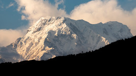 Annapurna South (seen from Pokhara)