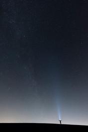 Under the Night Sky (Winter Circle)