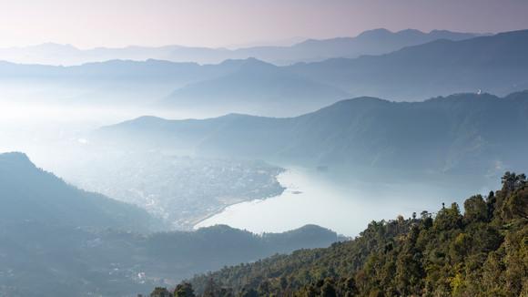 Pokhara Lake Side