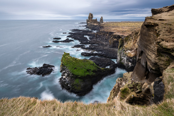 Soutwestcoastline of Iceland