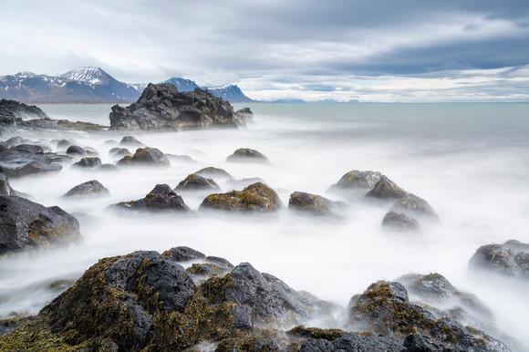 Westcoastline of Iceland