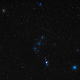 Orion & Pleiades