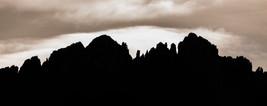 Mountain's Silhouette