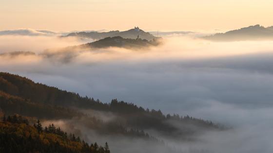 St. Georgen & Sonntagberg (Golden Mornin