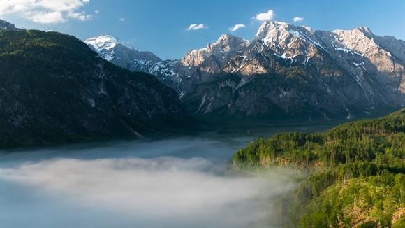 Lake Almsee & Totes Gebirge