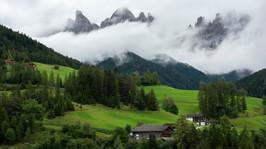 St. Maddalena & Dolomites