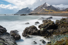 South-East Coastline of Iceland