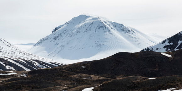 Mountain in the Northwest Territory