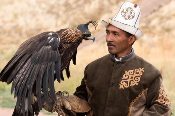 The Man & The Eagle