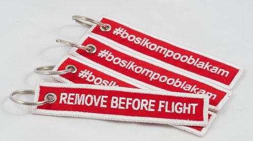 Бирка Remove Before Flight