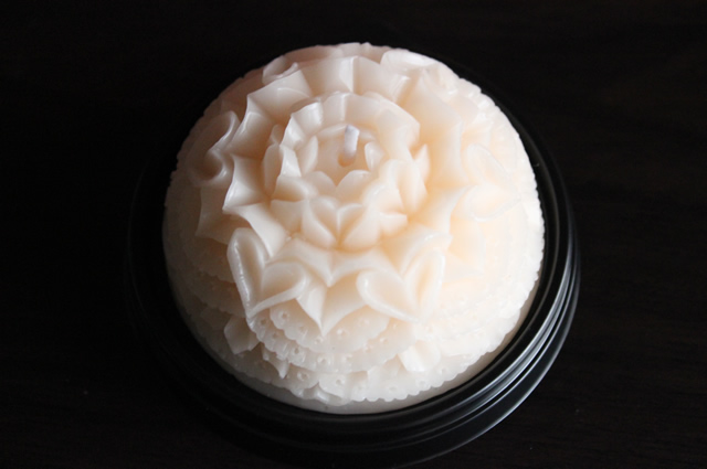 carving candle 020