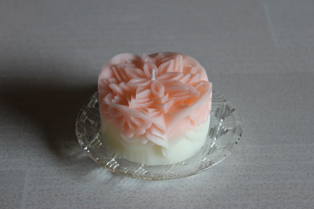 carving candle 033