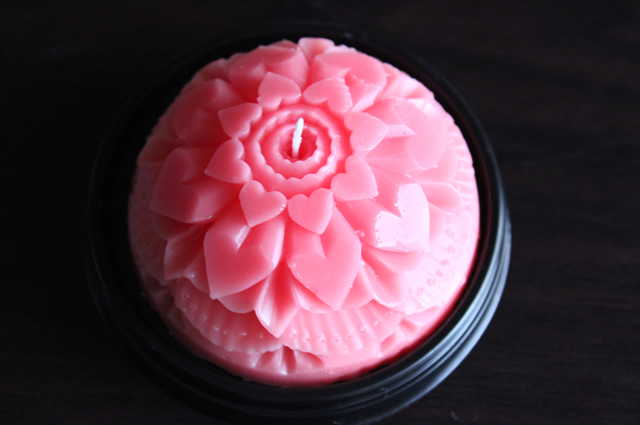 carving candle 022