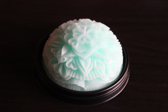 carving candle 009