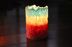carving candle 004