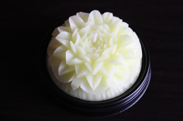 carving candle 008
