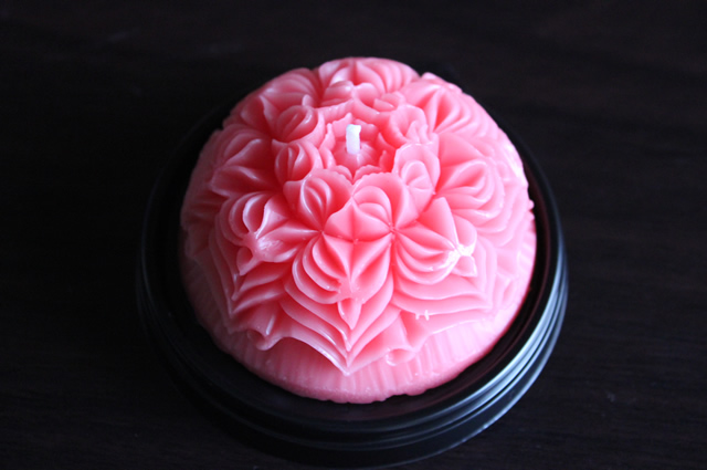 carving candle 017