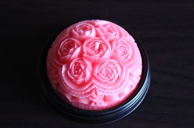 carving candle 018
