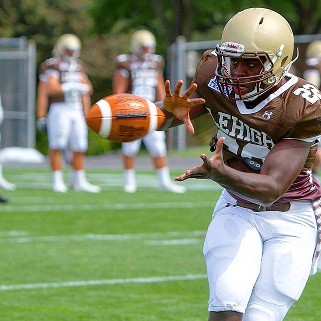 Divine started on special teams in his first College Football game as a freshman for LEHIGH as the s