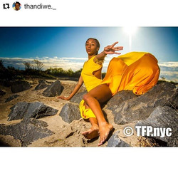 Sunkissed Melanin__#Repost _thandiwe.__・・・_°I really loved this shoot tbh 😍👌_Creative_ _mcmgnyc_📸