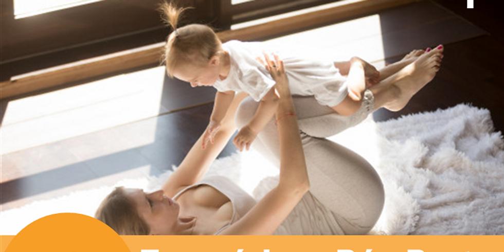 Aulas Online | Exercício no Pós-parto
