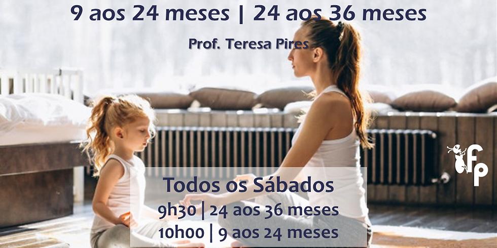 Yoga para Bebés | 9 aos 36 meses