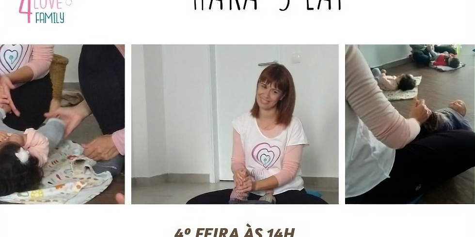 Massagem para Bebés | Hara's Lap