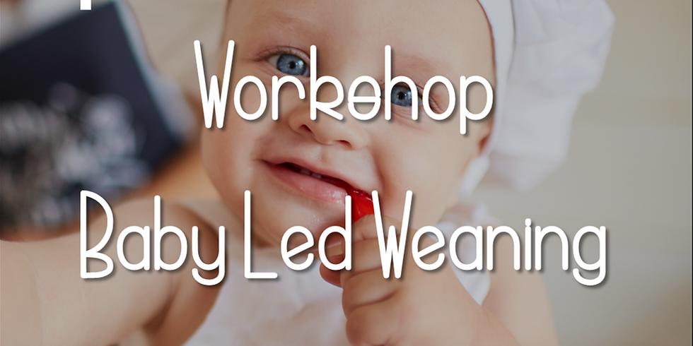 Workshop Baby-Led Weaning (BLW)
