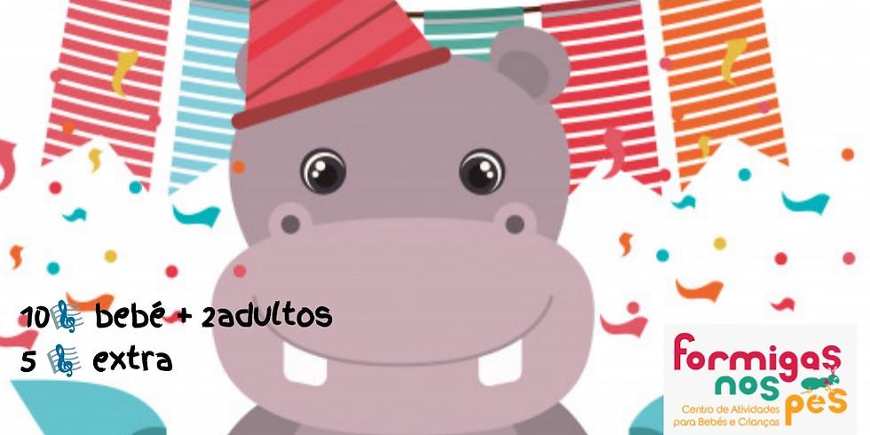 O Hipopótamo Procura um Amigo