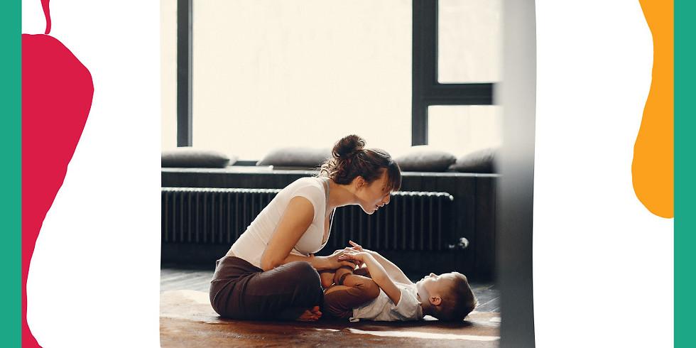 Yoga para Bebés dos 9 aos 24 meses