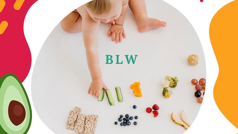 Workshop Baby-Led Weaning (BLW)   Online