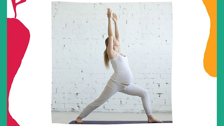 Aula Experimental   Yoga na Gravidez
