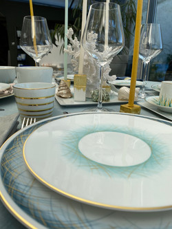 Herbes Folles table