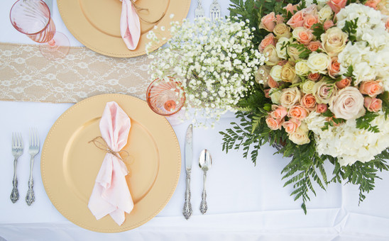 Blush Inspired Styled Shoot
