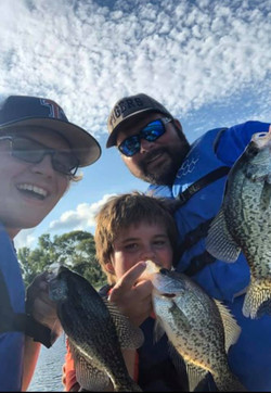 Family Fishing Trip | Airbnb | The Williams Ranch | Huntsville, TX