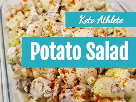 Keto Athlete Potato Salad