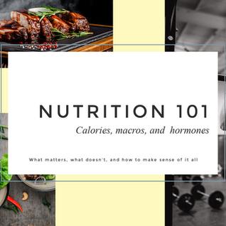 Nutrition 101 Seminars